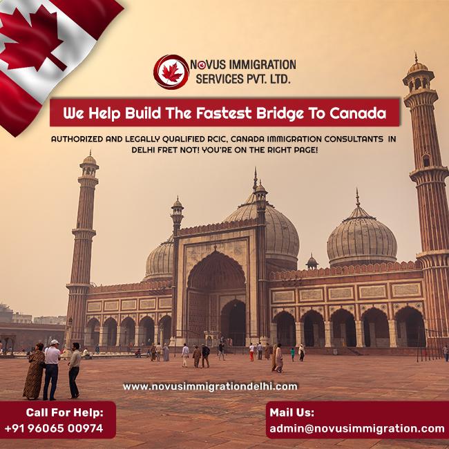 Novusimmigration Canada Immigration Consultancy Delhi  novusimmigrationdelhi.com