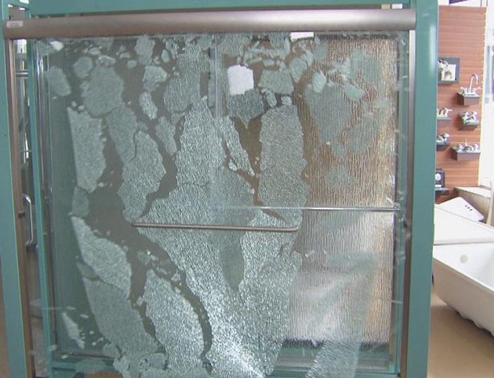 Broken Shower Door Washington DC